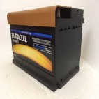 Duracell DA72 Advanced Car Battery (100) Duracell Taxi