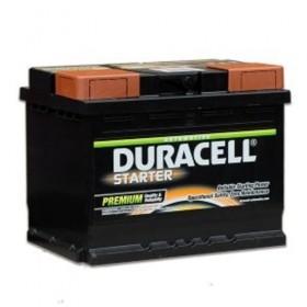 Duracell DS62 Starter Car Battery (027)