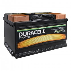 Duracell DS70 Starter Car Battery (100) Duracell Taxi