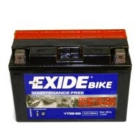 Exide ET9B-BS 12v 8Ah AGM Motorcycle Battery Exide Motorcycle