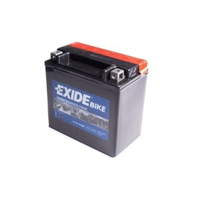 Exide ETX14-BS 12v 12Ah AGM Motorcycle Battery Exide Motorcycle