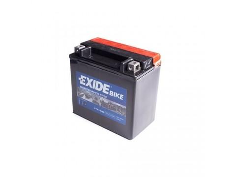 Exide ETX14-BS 12v 12Ah AGM Motorcycle Battery Exide Motorcycle