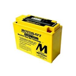 Motobatt MBTX24U 12V 25Ah Motorcycle Battery