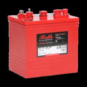 Rolls 6V 6-FS-215 Deep Cycle Battery (6FS215)