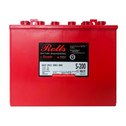 Rolls S200 Deep Cycle Battery