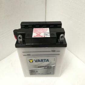 Varta YB7-A Funstart Wet Motorcycle Battery (508 013 008) (YB7A) 12V 8Ah Varta Funstart Wet