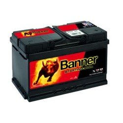 Banner 570 44 12v 70Ah 640CCA Car Battery (570 44) (100)