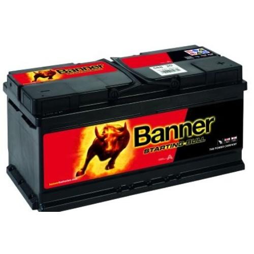 banner 017 12v 88ah 660cca car battery 58820. Black Bedroom Furniture Sets. Home Design Ideas
