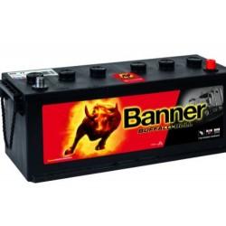 Banner  64035 12v 140Ah Commercial Vehicle Battery 637)