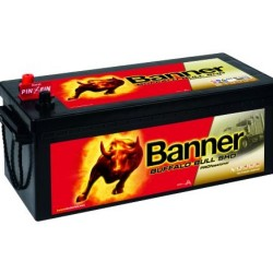 Banner 72503 12v 225Ah Commercial Vehicle Battery (632)