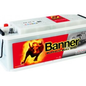 Banner SHD 635 44 12v 135Ah Commercial Vehicle Battery (630)