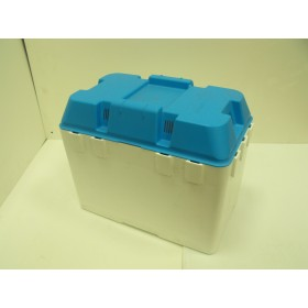 100Ah Blue Trem Battery Box ( 27 Case Size ) Battery Boxes