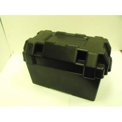 110Ah Black battery Box (.31 Case Size) Battery Boxes