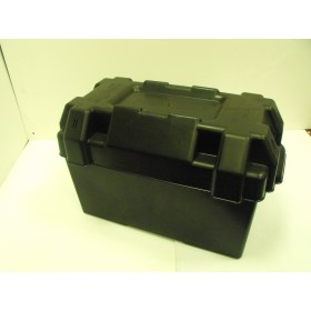 110Ah Black battery Box (.31 Case Size) Battery Boxes