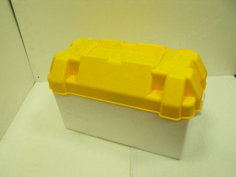 100Ah + YellowTrem Battery Box ( 31 Case Size) Battery Boxes