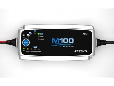 CTEK M100 56-554  Marine Battery Charger (M100) Marine Chargers