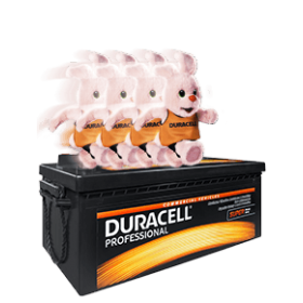 Duracell Profesional