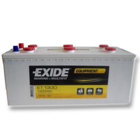 Exide ET1300 Equipment (629) Exide Leisure
