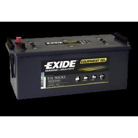 Exide ES1600 Gel (629) Exide Leisure