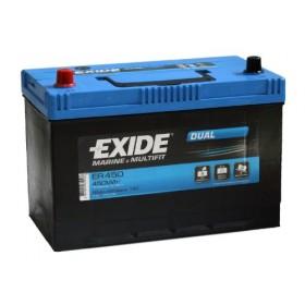Exide ER450 Dual (250/334) Exide Leisure