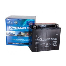 Leoch YTX20L-BS 12v 18Ah Motorcycle Battery Leoch Mototcycle