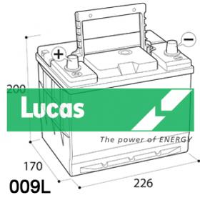 Lucas Premium LP009L