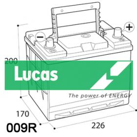 Lucas Premium LP009R
