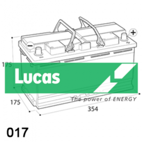 Lucas Classic LC017 Lucas Agricultural