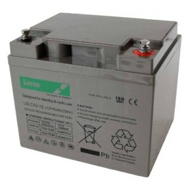 Lucas LSLC42-12 Mobility Battery (42-12) Lucas Industrial