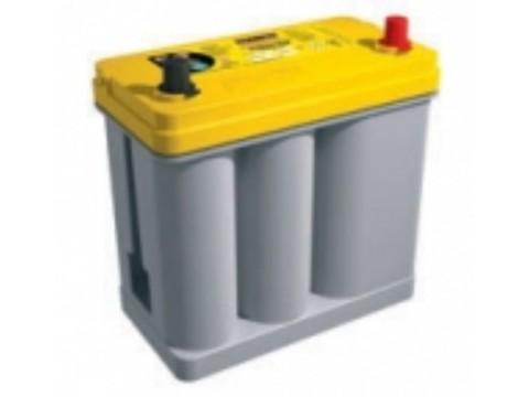 Optima Yellow Top YTR 2.7J (8072-176) (BCI D51R) (YTS2.7RJ AGM)