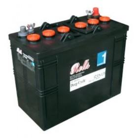 Rolls 12V 12FS155 Deep Cycle Battery Rolls Leisure