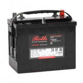 Rolls 24HT80 Deep Cycle Battery