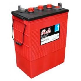 Rolls 6V 6-FS-350 Deep Cycle Battery Rolls Marine