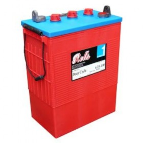 Rolls 6V 6-FS-400 Deep Cycle Battery Rolls Marine