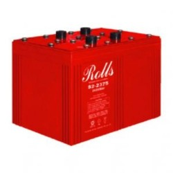 Rolls 2V S2-2375AGM Deep Cycle Battery  Rolls Industrial