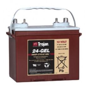 Trojan 24-GEL 12V Deep-Cycle Gel  Trojan Leisure