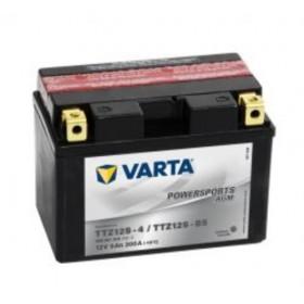 Varta YTZ12S-BS Funstart AGM Motorcycle Battery (509 901 020) (YTZ12SBS) 12V 9Ah Varta Funstart AGM