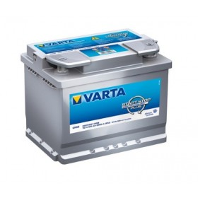 Varta D52 Start-Stop Plus 560 901 068 (027) Varta VRLA & AGM