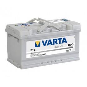 Varta F18 Silver Dynamic 585 200 080 (110)