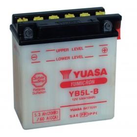 Yuasa YB5L-B 12v 5Ah Motorcycle Battery
