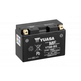 Yuasa YT9B-BS 12V 8.4Ah AGM Motorcycle Battery